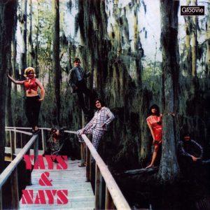 YAYS & NAYS - Yays & Nays (LP,RE Groovie 1970,2009)
