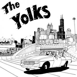 YOLKS, THE - The Yolks (LP Bachelor 2009)