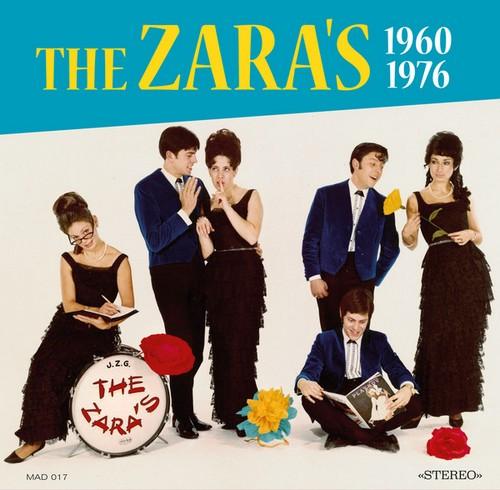 "ZARA'S, THE - 1960-1976 (10"" Madmua Records 2019)"