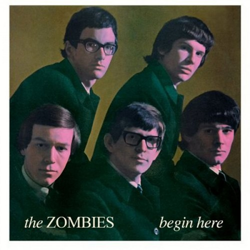 ZOMBIES, THE - Begin Here (LP,RE No Label 1965,2013)