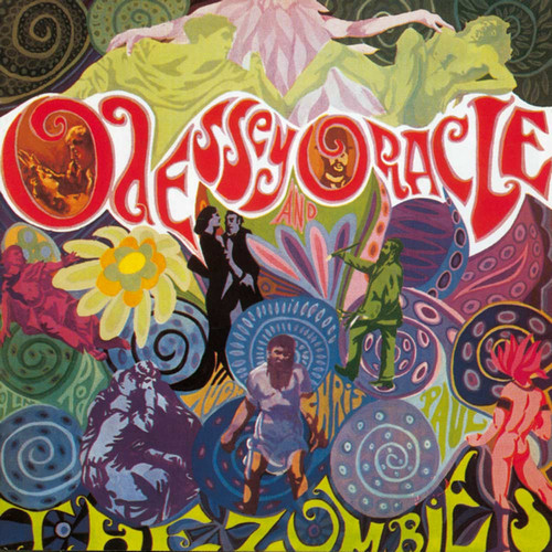 ZOMBIES, THE - Odessey and Oracle (LP,RE CBS 1968)